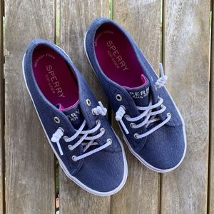 Sperry Girls Top Siders